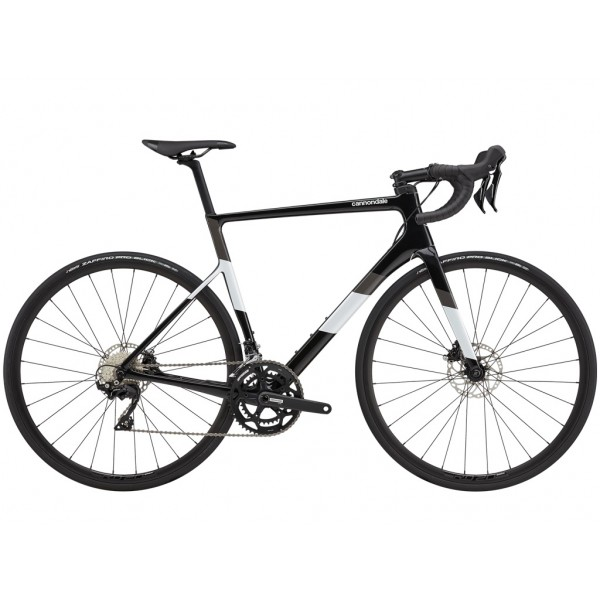 Cannondale Supersix Evo Disc 105 Preta/Branca 2021